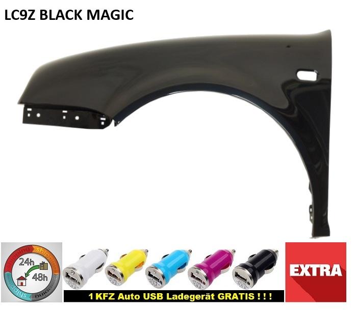 vw golf 4 kotfl gel lc9z black magic vorn neu bj 97 06. Black Bedroom Furniture Sets. Home Design Ideas